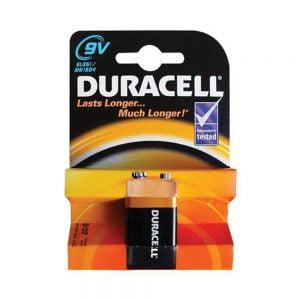 Poza la Baterie Duracell Basic 9V