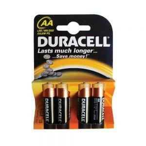 Poza la Baterii Duracell Basic