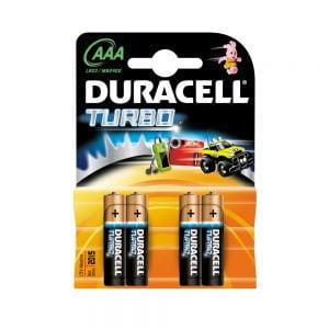 Poza la Baterii Duracell Turbo