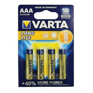 Poza la Baterii Varta High Energy