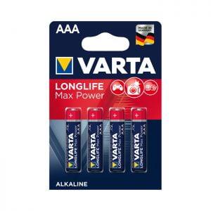 Poza Baterii Varta Longlife Max Power