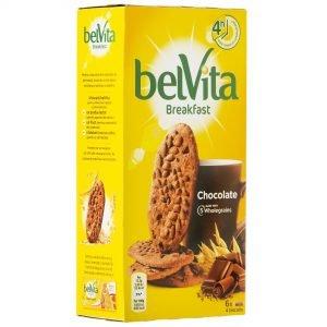 Poza Biscuiti Belvita Start Cereale & Ciocolata