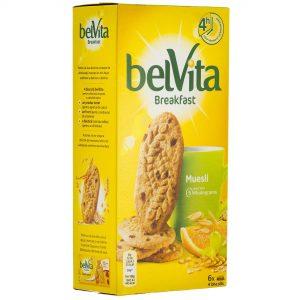 Poza Biscuiti Belvita Start Cereale & Fructe