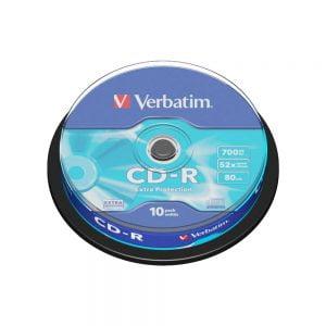 Poza la CD-R Verbatim