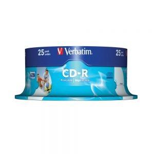 Poza CD-R printabil Verbatim