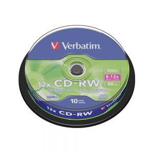 Poza la CD-RW Verbatim