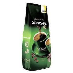 Poza la Cafea boabe Doncafe Selected