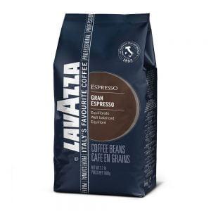 Poza la Cafea boabe Lavazza Gran Espresso