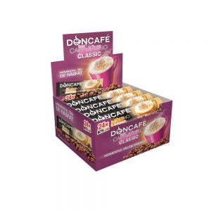 Poza Cafea instant Doncafe Cappuccino Classic