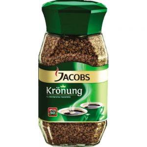 Poza la Cafea instant Jacobs Kronung