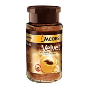 Poza la Cafea instant Jacobs Velvet