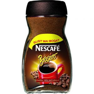 Poza Cafea instant Nescafe Brasero clasic