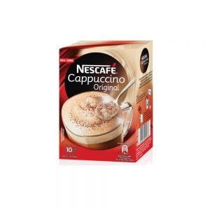 Poza Cafea instant Nescafe Cappuccino Original