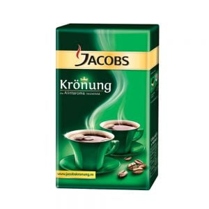 Poza la Cafea macinata Jacobs Krönung