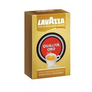 Poza la Cafea macinata Lavazza Qualita Oro
