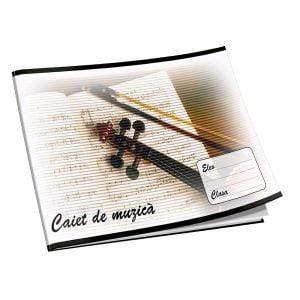 Poza la Caiet de muzica