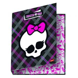 Poza Caiet mecanic A4 Monster High Bambino
