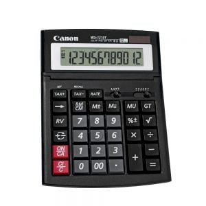 Poza la Calculator Canon WS-1210T