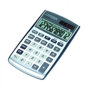 Poza la Calculator Citizen CPC-112V