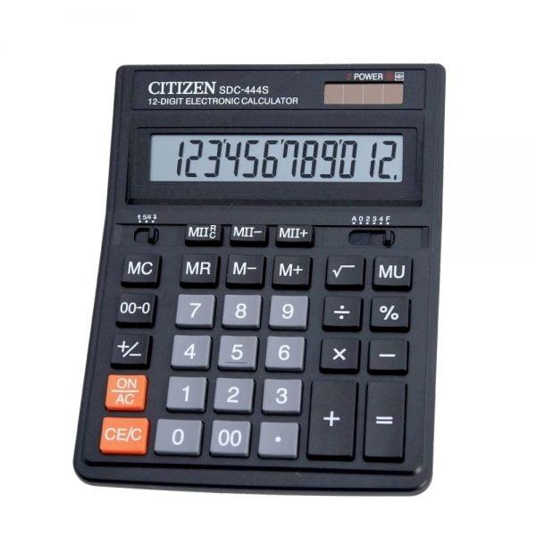 Poza la Calculator Citizen SDC-444S