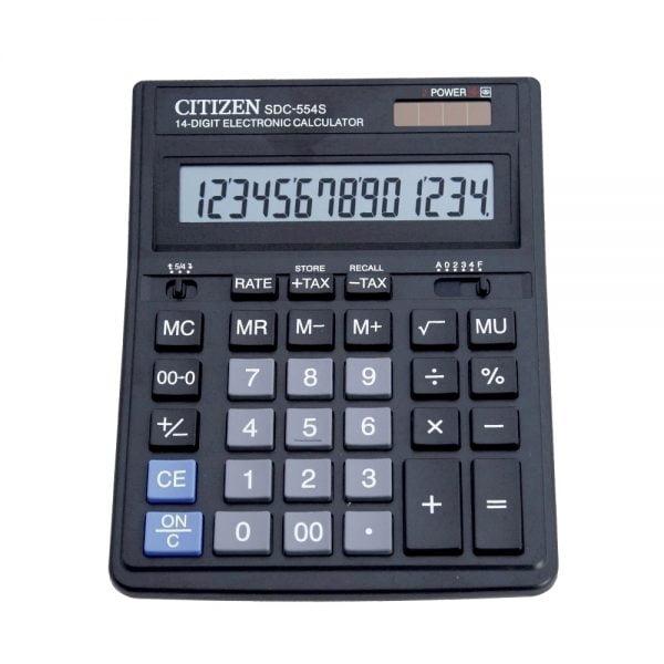 Poza la Calculator Citizen SDC-554S