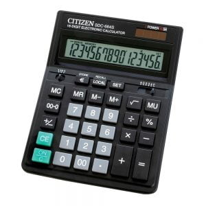 Poza la Calculator Citizen SDC664S