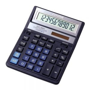 Poza la Calculator Citizen SDC888X