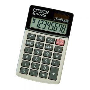 Poza Calculator de buzunar Citizen SLD200N