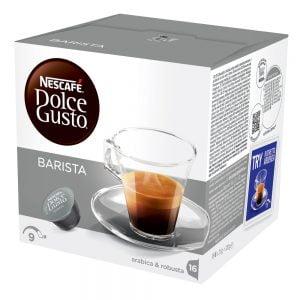 Poza la Capsule Nescafe Dolce Gusto Espresso Ristretto