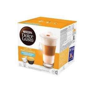 Poza Capsule Nescafe Dolce Gusto Latte Macchiato Unsweetened