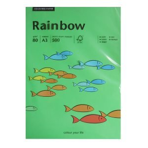Poza la Carton Rainbow A3