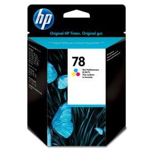 Poza Cartus cu cerneala original HP C6578D