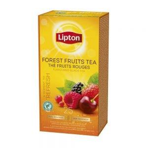 Poza Ceai Lipton Forest Fruit Piramida