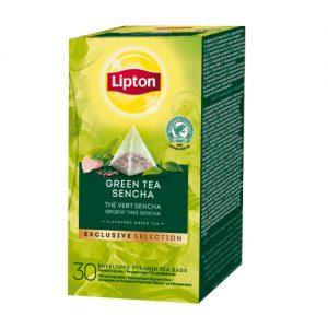 Poza Ceai Lipton Green Tea Piramida