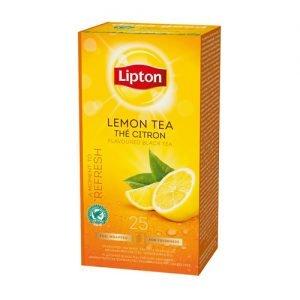 Poza Ceai Lipton Lemon Piramida