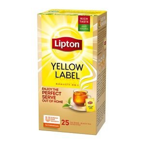 Poza Ceai Lipton Yellow label