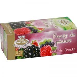 Poza la Ceai fructe de padure Belin