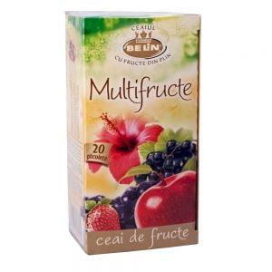 Poza la Ceai multifruct Belin