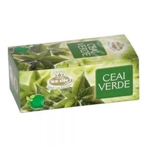 Poza la Ceai verde Belin