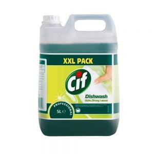 Poza Cif detergent de vase super concentrat cuaroma de lamaie