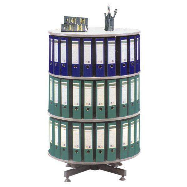 Poza la Coloana rotativa pentru bibliorafturi