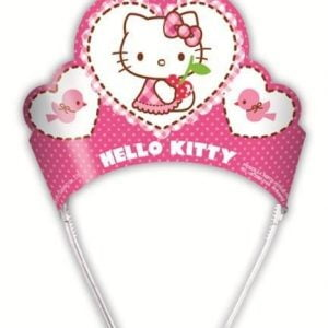 Poza Coronita party Hello Kitty