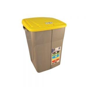 Poza la Cos Ecobin pentru colectare selectiva a deseurilor