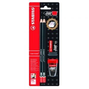 Poza la Creion grafit Stabilo Exam Grade