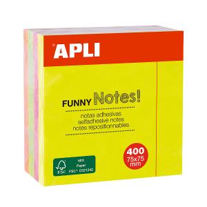 Poza Cub notite adezive Apli