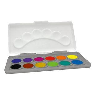 Poza Cutie pentru pictat 12 culori