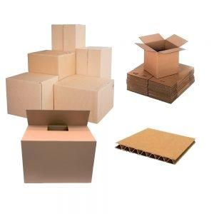 Poza Cutii pliate din carton
