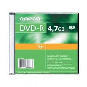 Poza DVD±R Omega