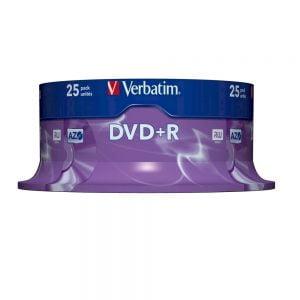 Poza la DVD+R Verbatim