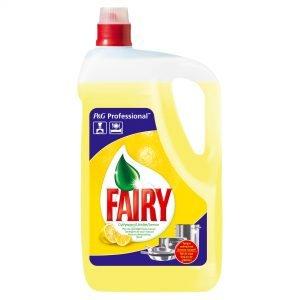 Poza la Detergent vase Fairy Expert Lemon